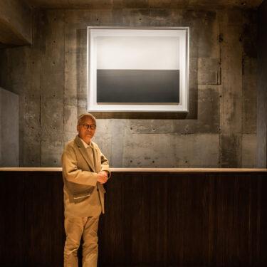 現代美術作家 杉本博司・SPECIAL INTERVIEW